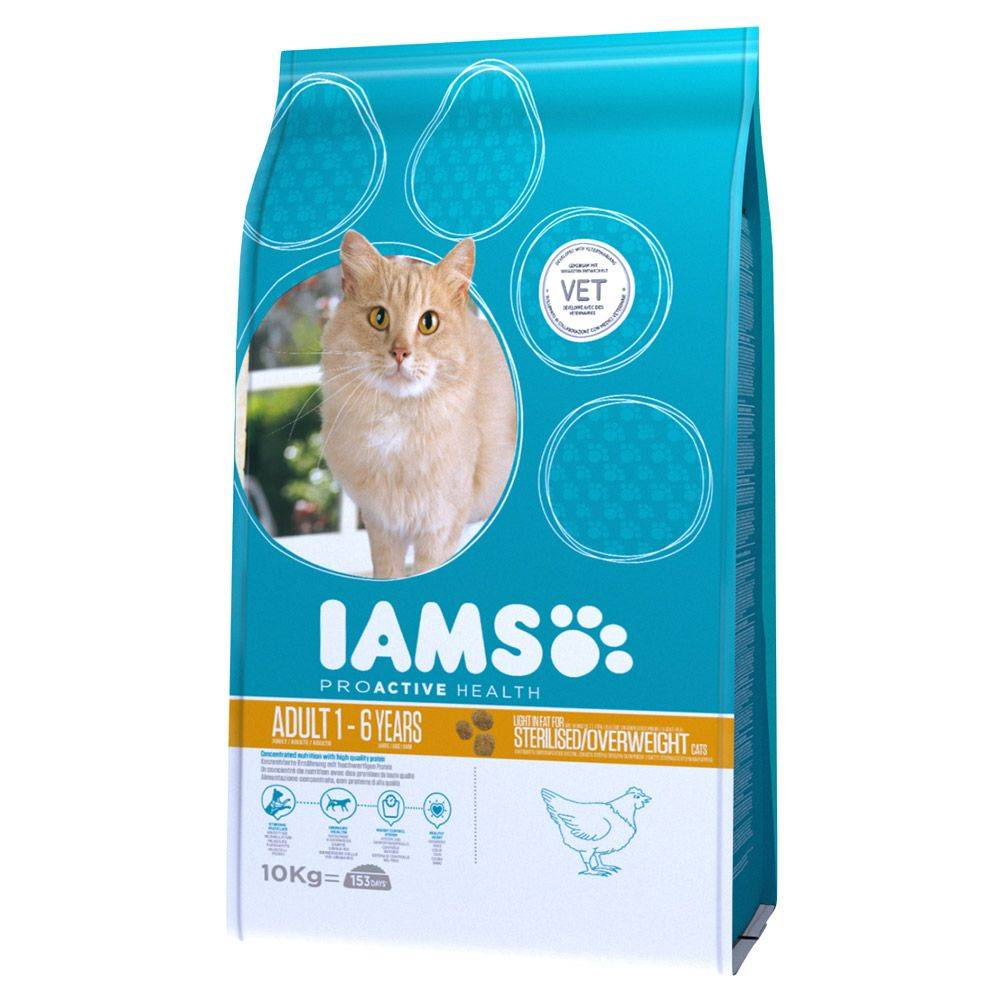 IAMS Pro Active Health Adult Weight Control - 10 kg