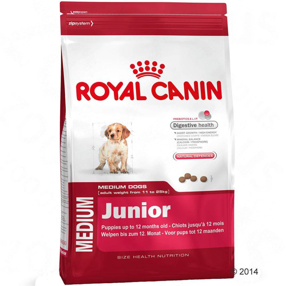Royal Canin Size Royal Canin Medium Puppy - säästöpakkaus: 2 x 15 kg