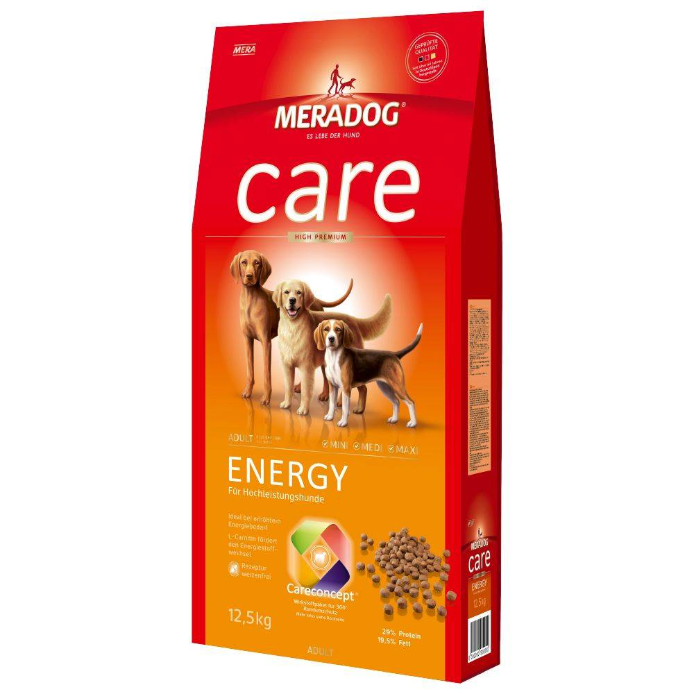 Meradog High Premium Care Meradog Care High Premium Energy - säästöpakkaus: 2 x 12,5 kg