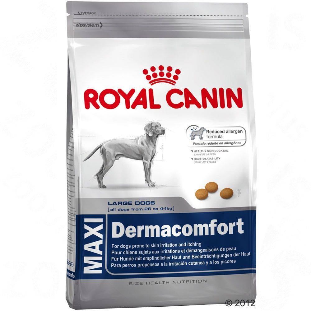 Royal Canin Size Royal Canin Health Nutrition Dermacomfort Maxi - 12 kg