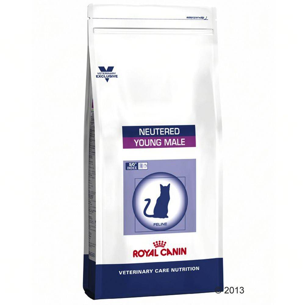 Royal Canin Veterinary Diet Royal Canin Vet Care Nutrition - Neutered Young Male - 10 kg