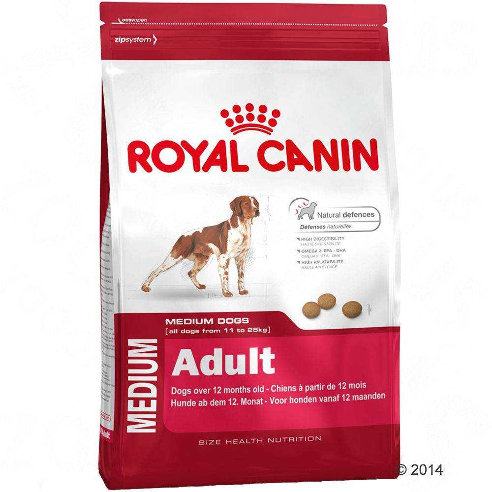 Royal Canin Size Royal Canin Medium Adult - säästöpakkaus: 2 x 15 kg