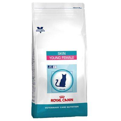 Royal Canin Veterinary Diet Royal Canin Skin Young Female - Vet Care Nutrition - 1,5 kg