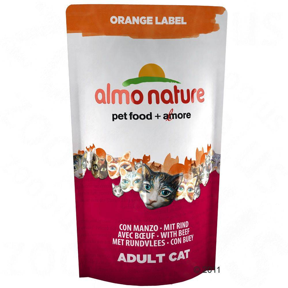 Almo Nature Label Almo Nature Adult Beef - 750 g