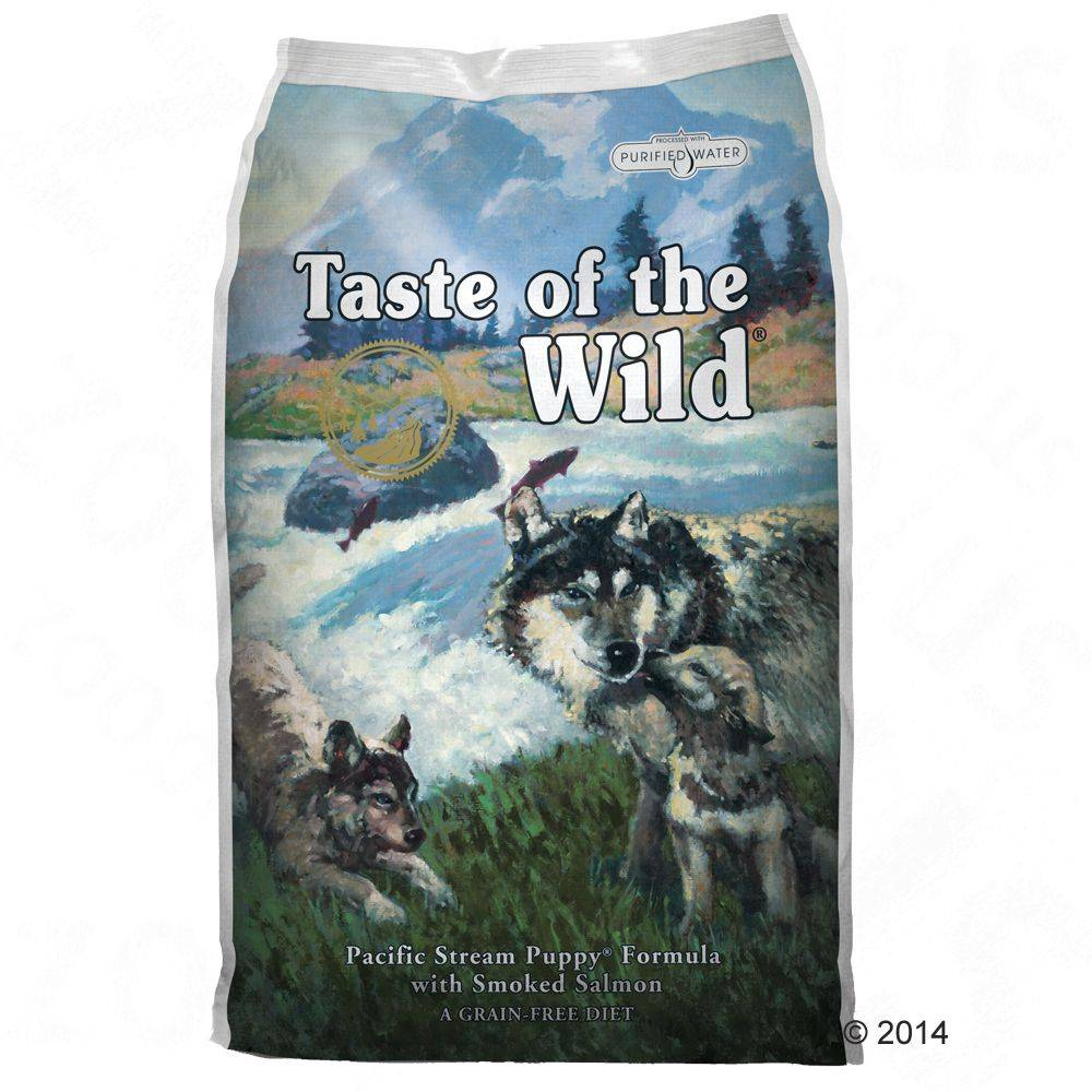 Taste of the Wild Pacific Stream Puppy - 13 kg