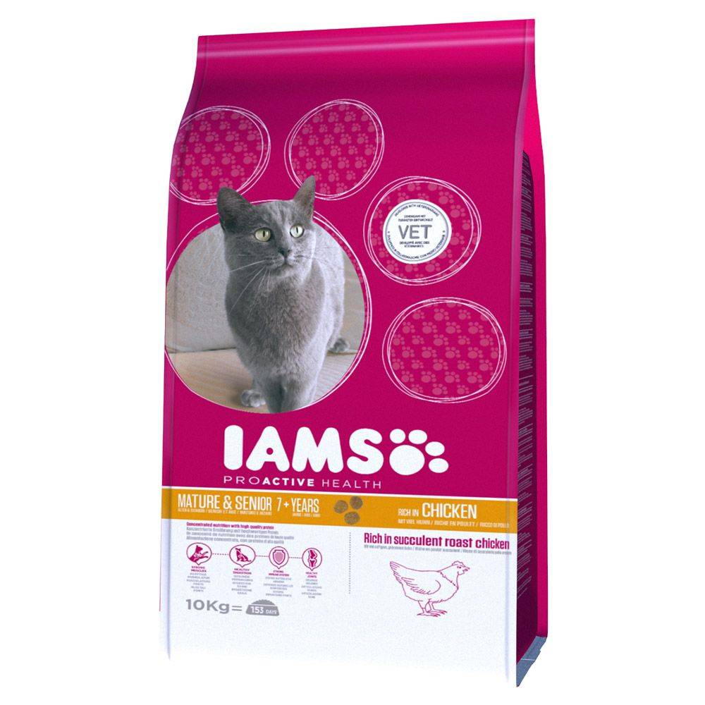IAMS Pro Active Health Mature & Senior - 2,55 kg