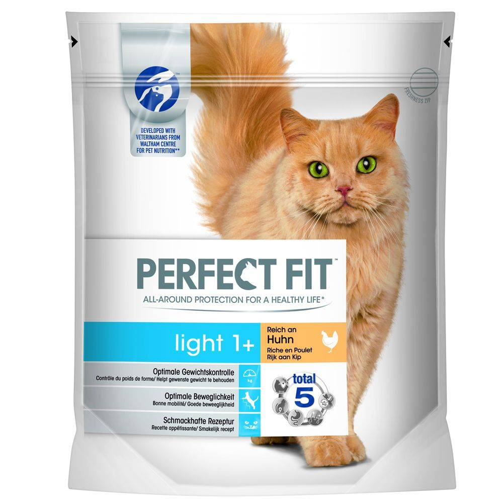Perfect Fit Light 1+ Rich in Chicken - 3 x 750 g
