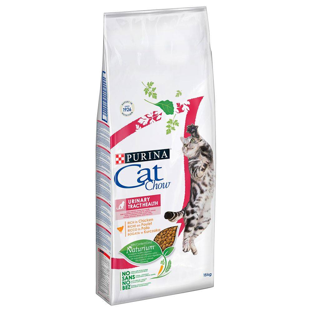 Cat Chow Adult Special Care Urinary Tract Health - säästöpakkaus: 2 x 15 kg
