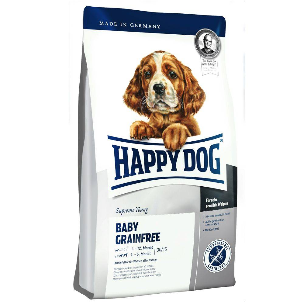 Happy Dog Supreme Young Happy Dog Supreme Baby Grainfree - 12,5 kg