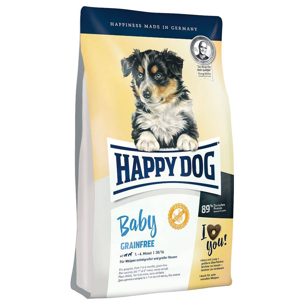 Happy Dog Supreme Young Baby Grainfree - 1 kg