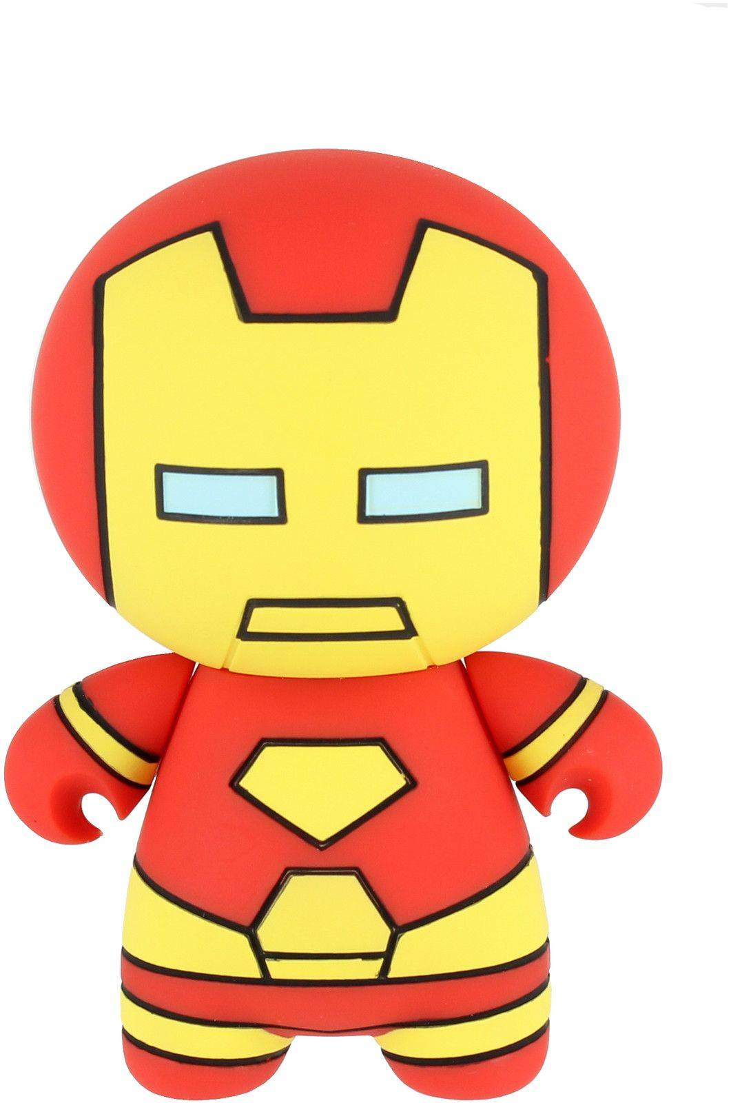 Disney Marvel Kuva Iron Man PowerBank 2600 mAh
