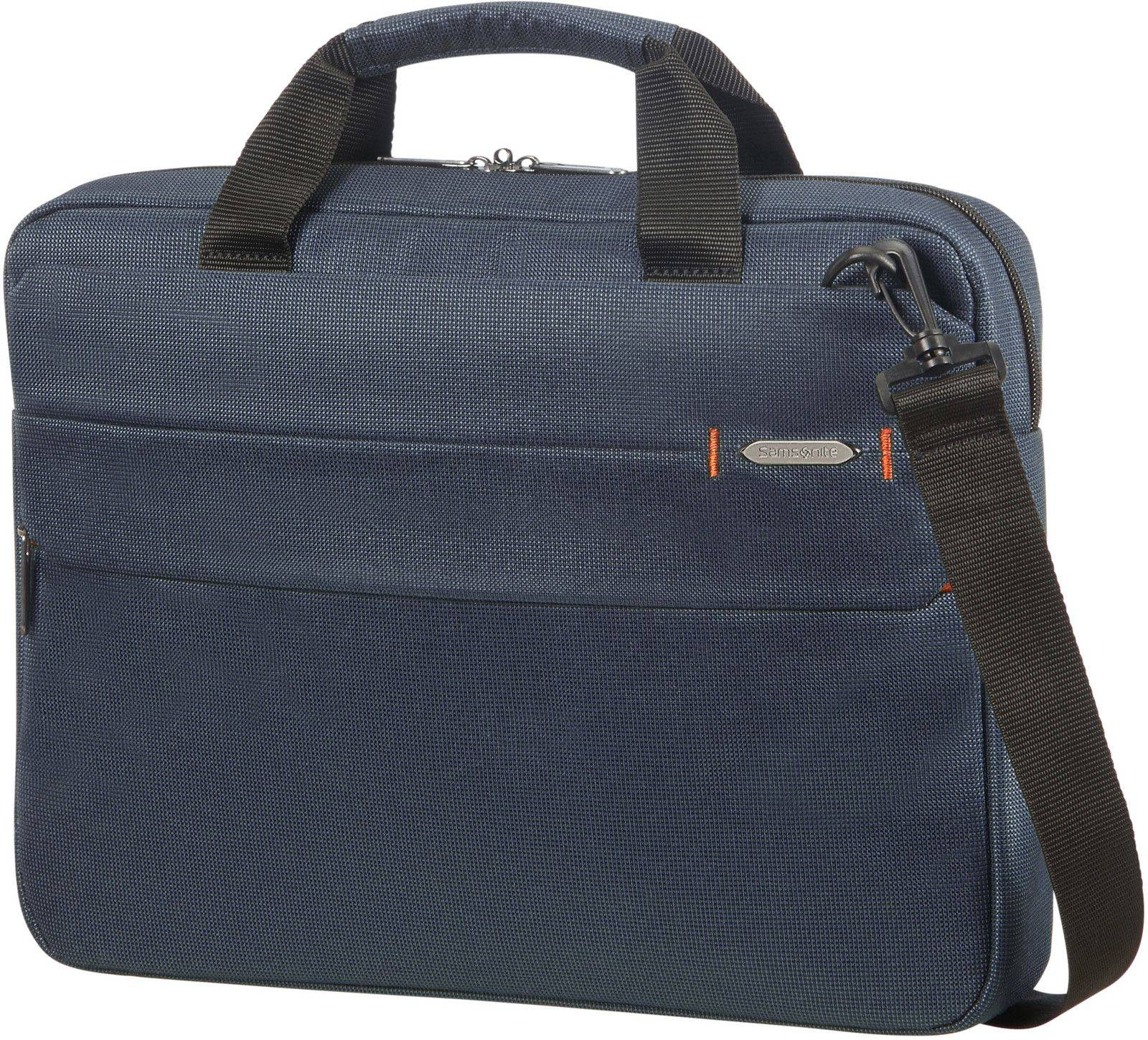 Samsonite verkko 3 (Macbook 15) - Musta