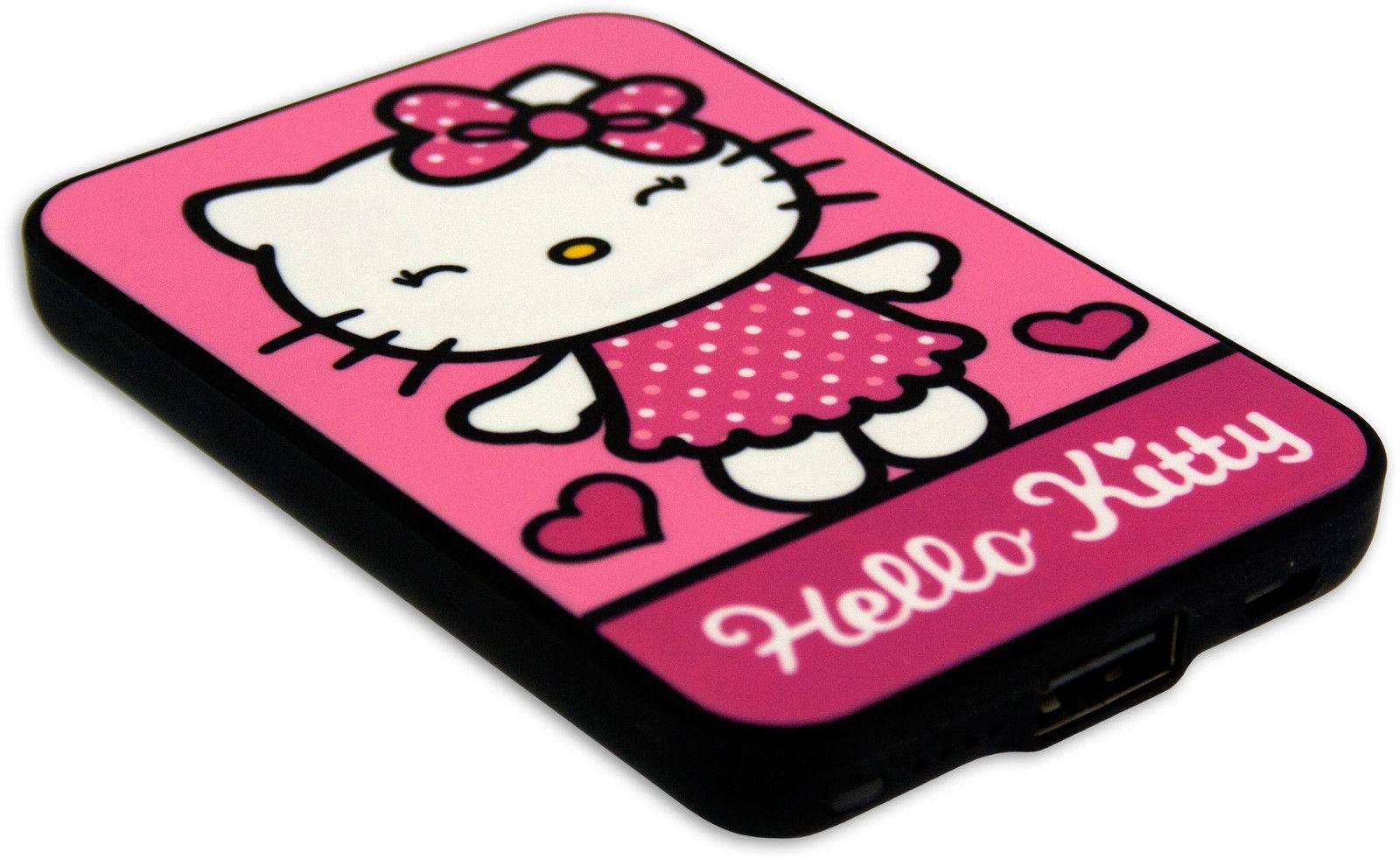 Hello Kitty Hello Kit ty PowerBank 5000mAh