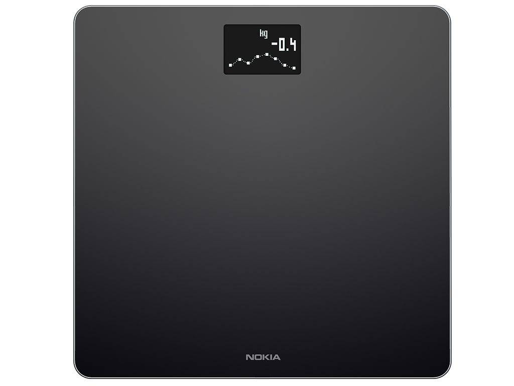 Withings Nokia Body Scale - Musta