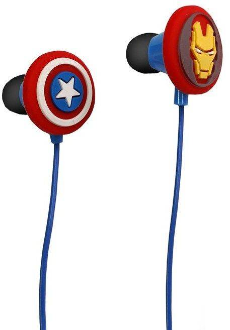 Disney Avengers Kuulokkeet In-Ear