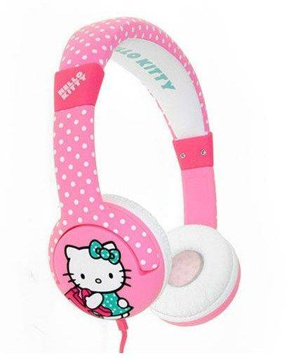 Hello Kitty Lapset kuulokkeet Hello Kit ty Dots