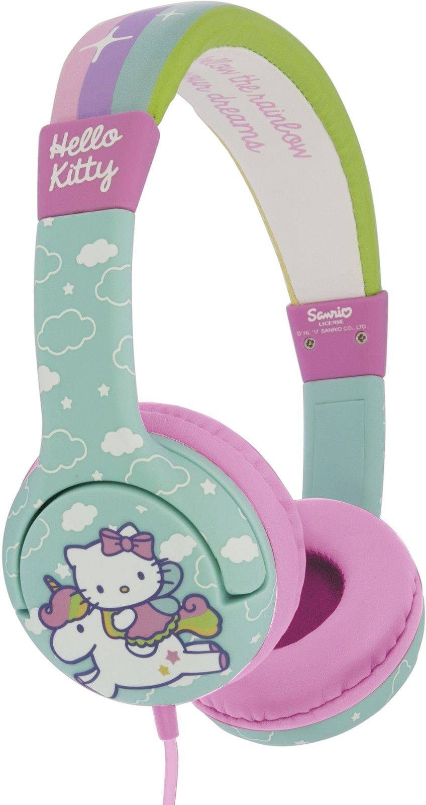 Hello Kitty Kuuloke Junior Hello Kit ty yksisarvinen