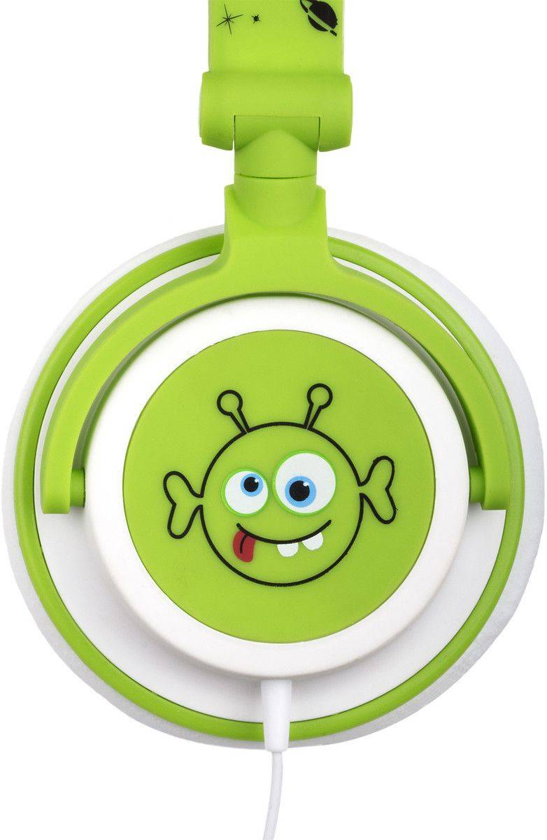 My Doodles Kids kuulokkeet On-Ear tilavuuden lukitus - P�ll�