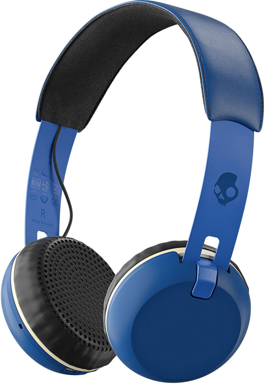 Skullcandy Grind Wireless - Musta/ruskea