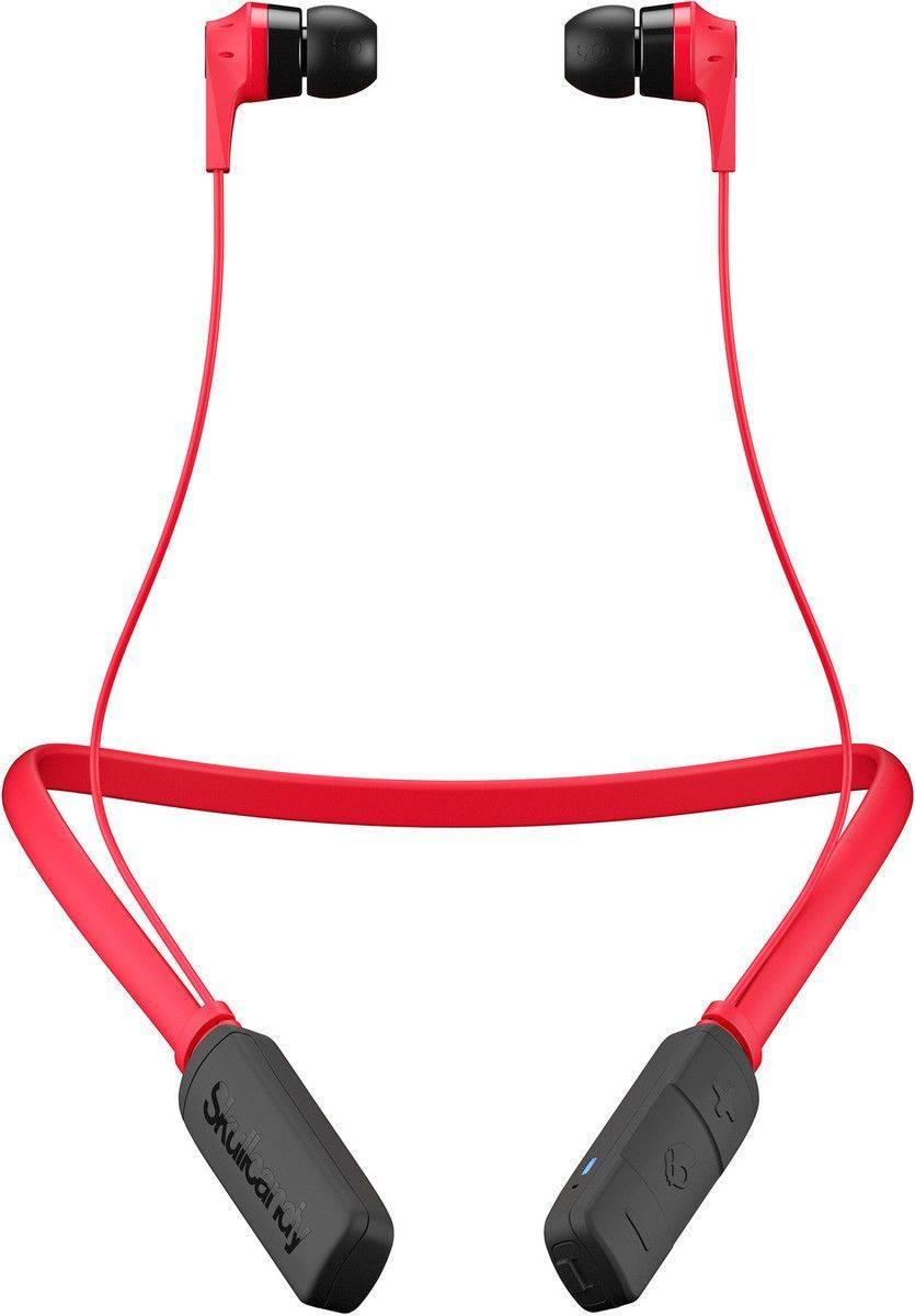 Skullcandy INKd Wireless - Musta/harmaa