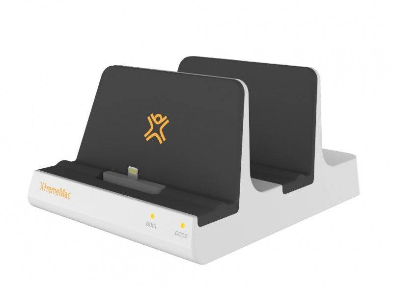 XtremeMac Incharge x2 Lightning + USB-porttiin