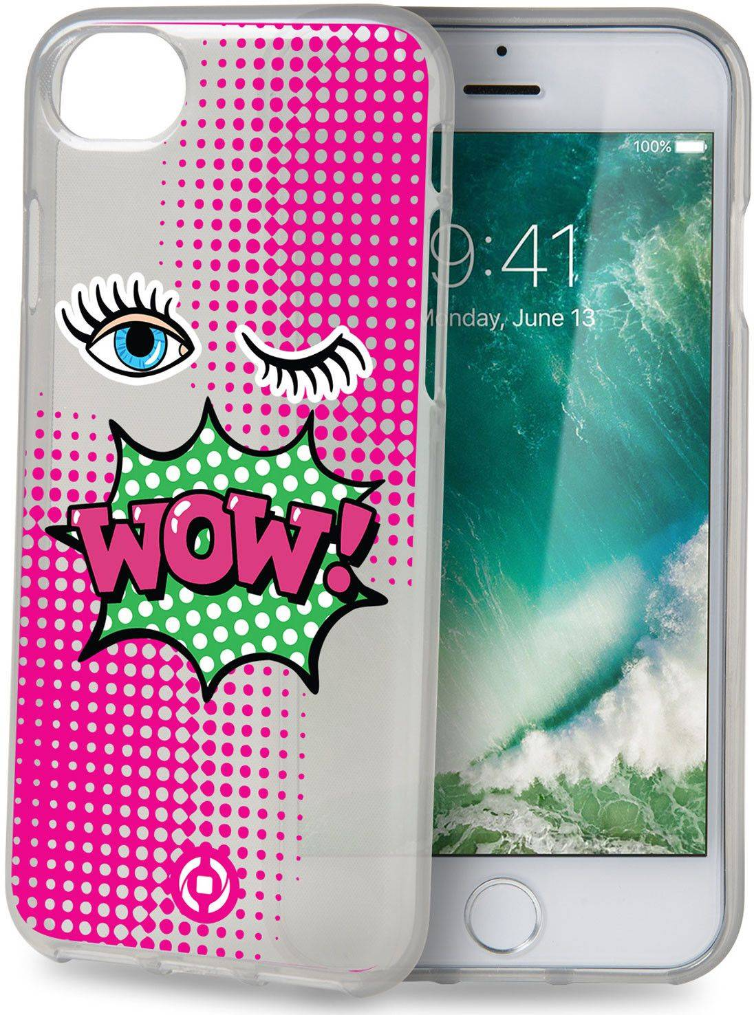 Celly Cover Wow (iPhone 8/7/6/6S)