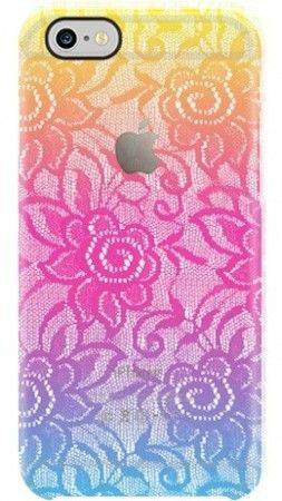 Uncommon ohjain Neon Lace ( iPhone 6 / 6S)