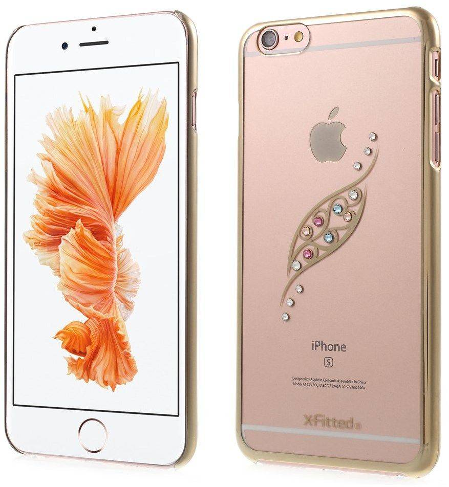 X-Fitted Swarovski Leaf ( iPhone 6 / 6S) - Hopea