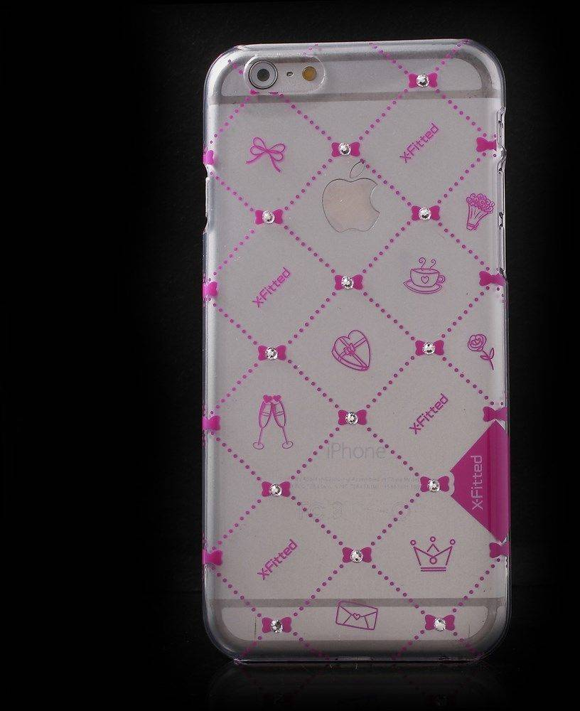 X-Fitted Swarovski X-Pattern ( iPhone 6 / 6S)