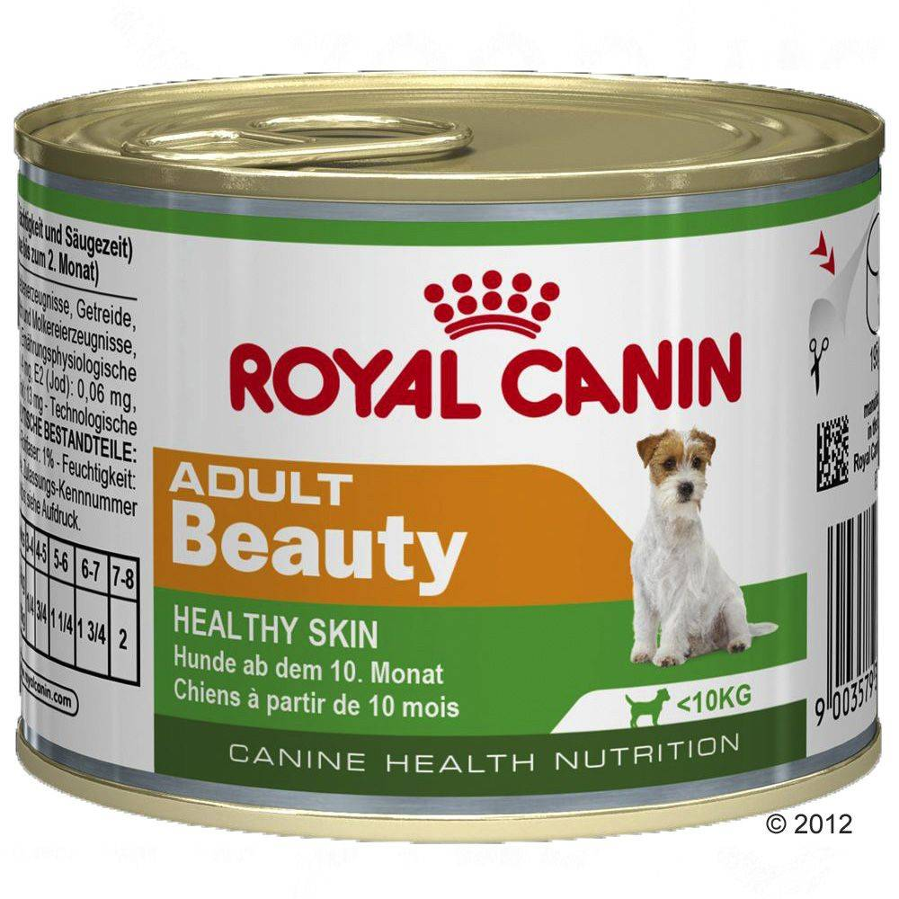 Royal Canin Size Royal Canin Mini Adult Beauty - 12 x 195 g