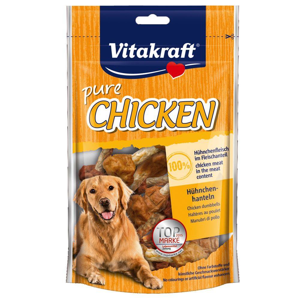 Vitakraft CHICKEN -kanapainot - 80 g