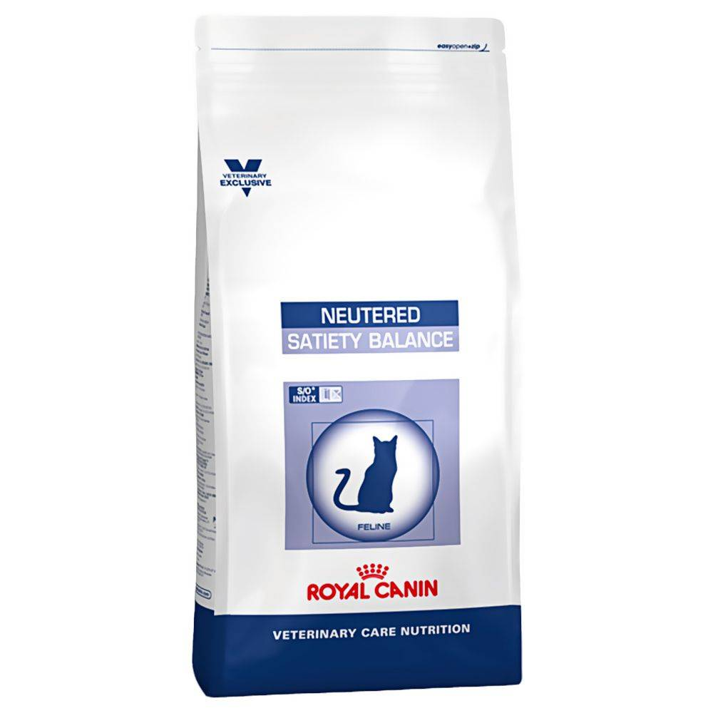 Royal Canin Veterinary Diet Royal Canin Vet Care Nutrition - Neutered Satiety Balance - 1,5 kg