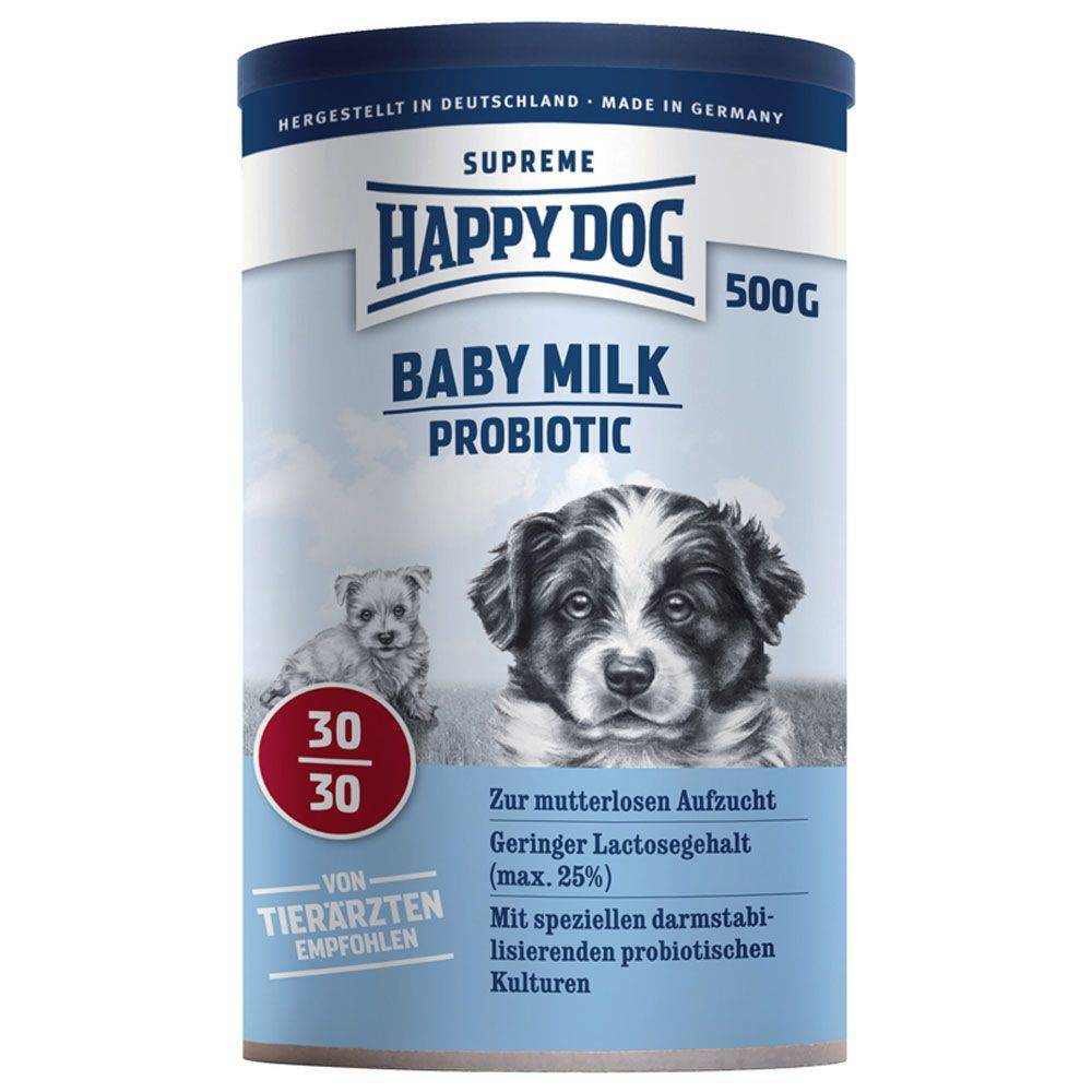 Happy Dog Supreme Young Happy Dog Supreme Baby Milk Probiotic - 500 g