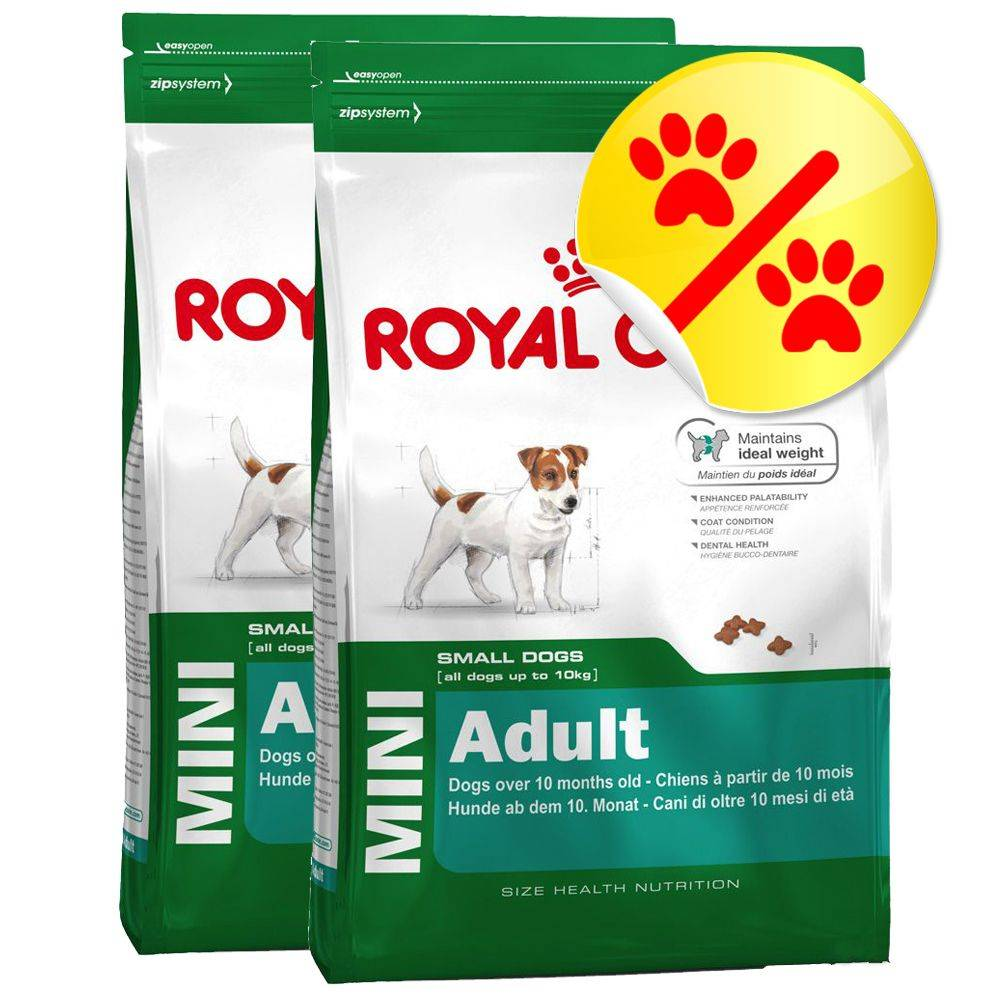 Royal Canin Size Mini-säästöpakkaus - 3 x 4 kg Mini Health Nutrition Dermacomfort