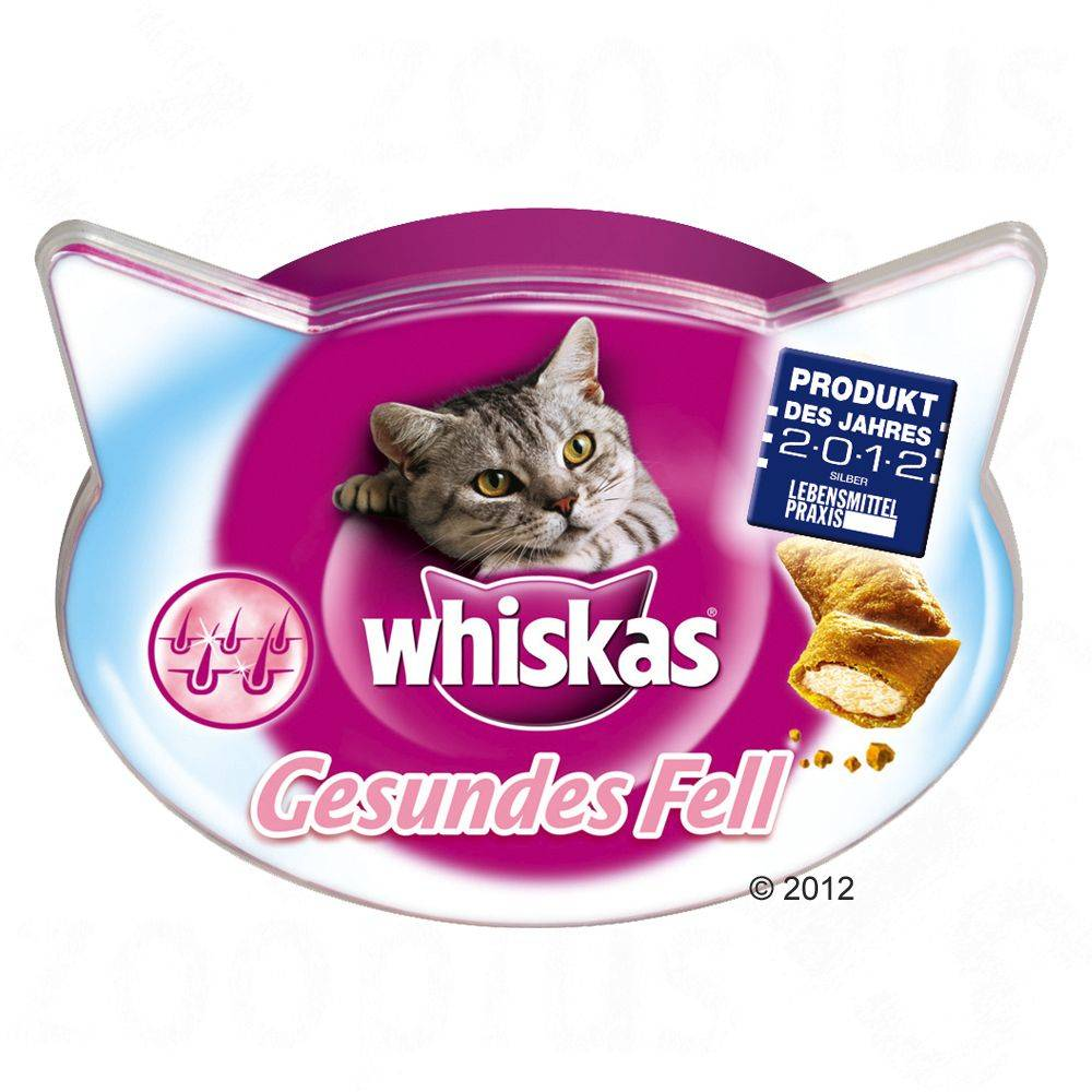 Whiskas Healthy Coat - 50 g