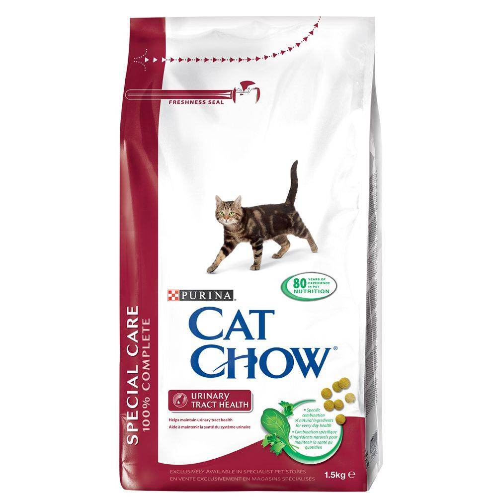 Cat Chow Adult Special Care Urinary Tract Health - 15 kg