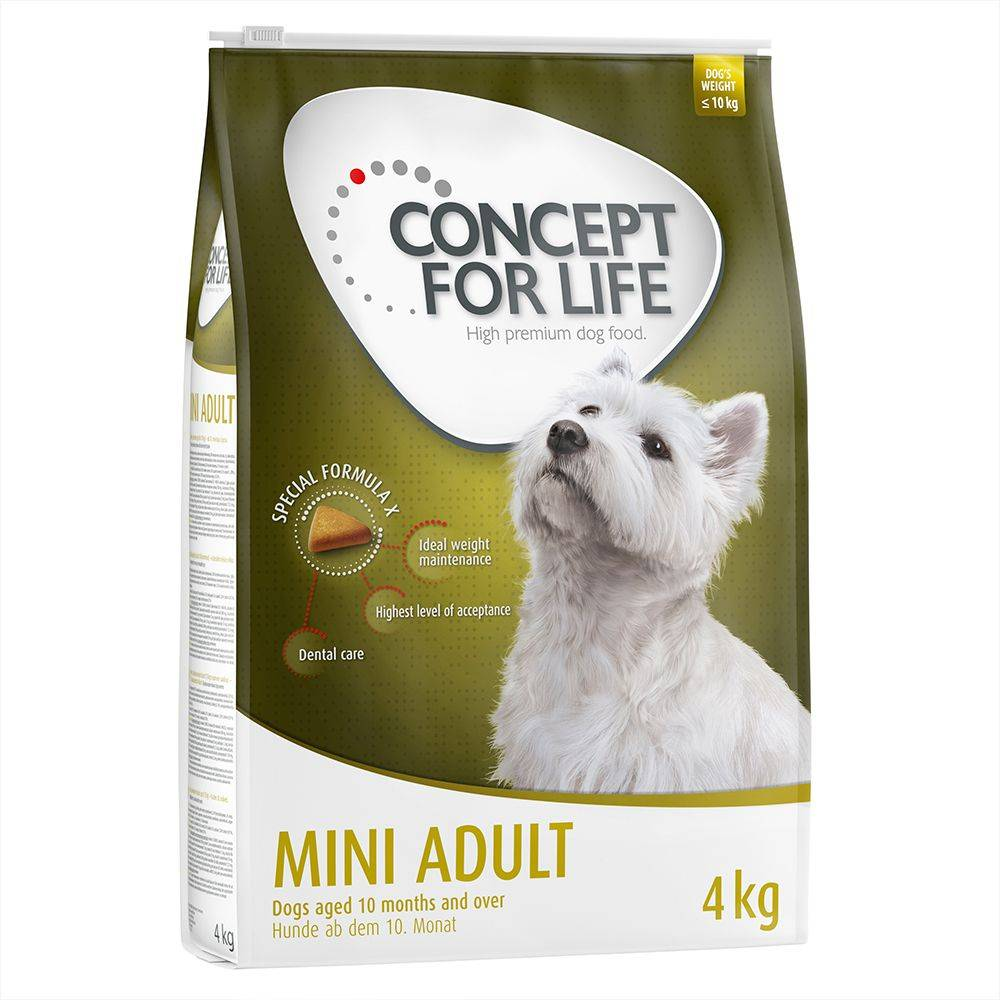 Concept for Life Mini Adult - 80 g testipussi