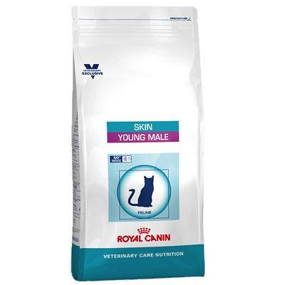 Royal Canin Veterinary Diet Royal Canin Skin Young Male - Vet Care Nutrition - 3,5 kg