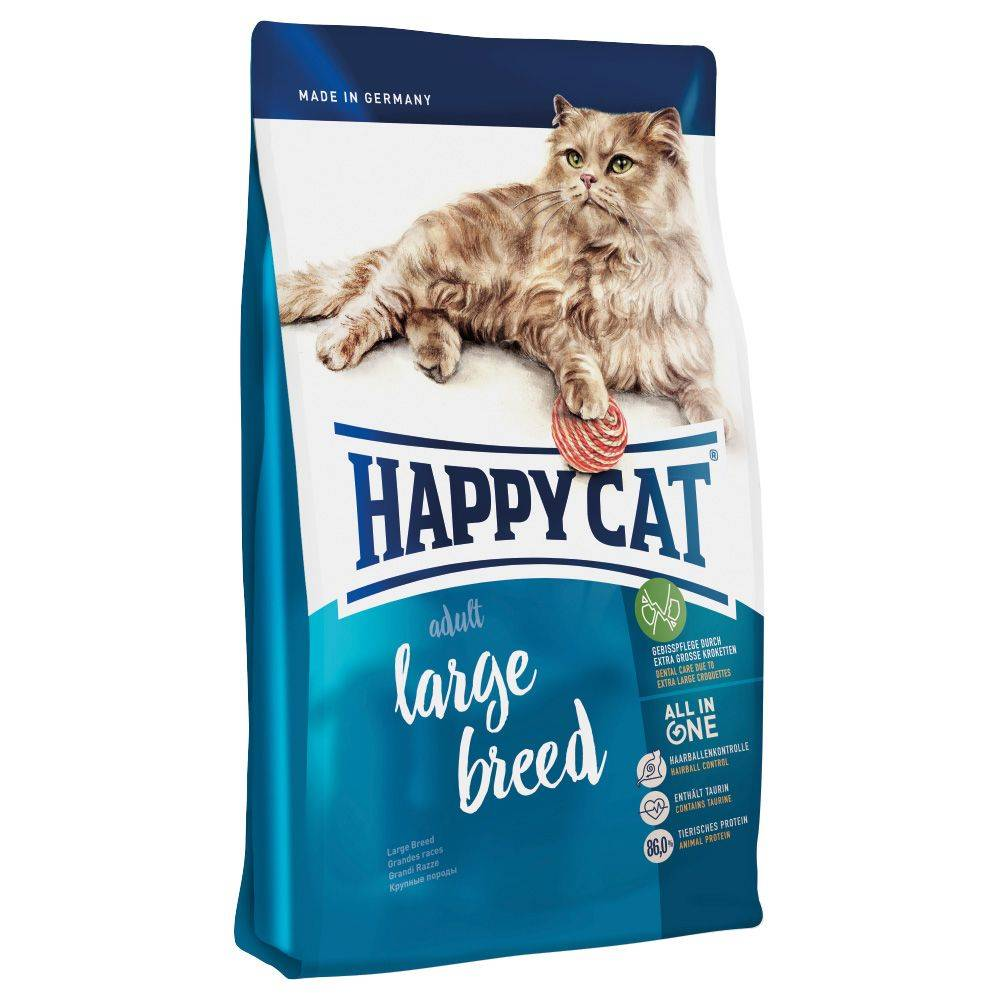 Happy Cat Supreme Happy Cat Adult Large Breed - 10 kg