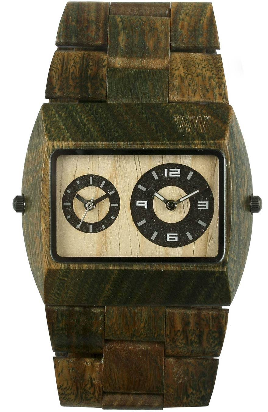 LIMITED EDITION WeWOOD JUPITER ARMY