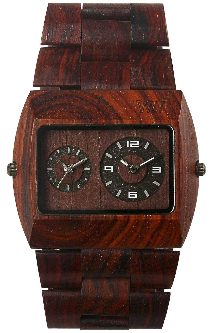 LIMITED EDITION WeWOOD JUPITER BROWN