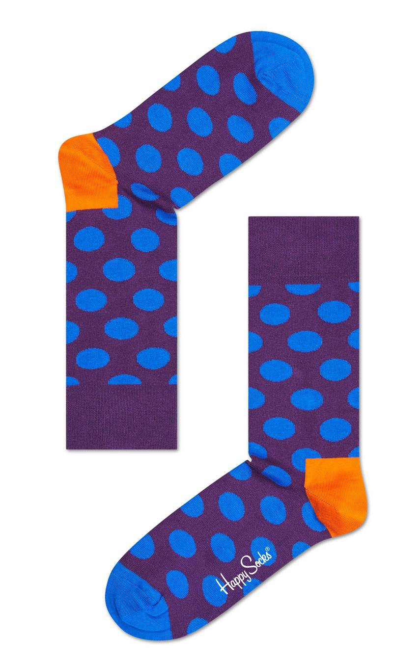HAPPY SOCKS BIG DOT SOCK BD01-509