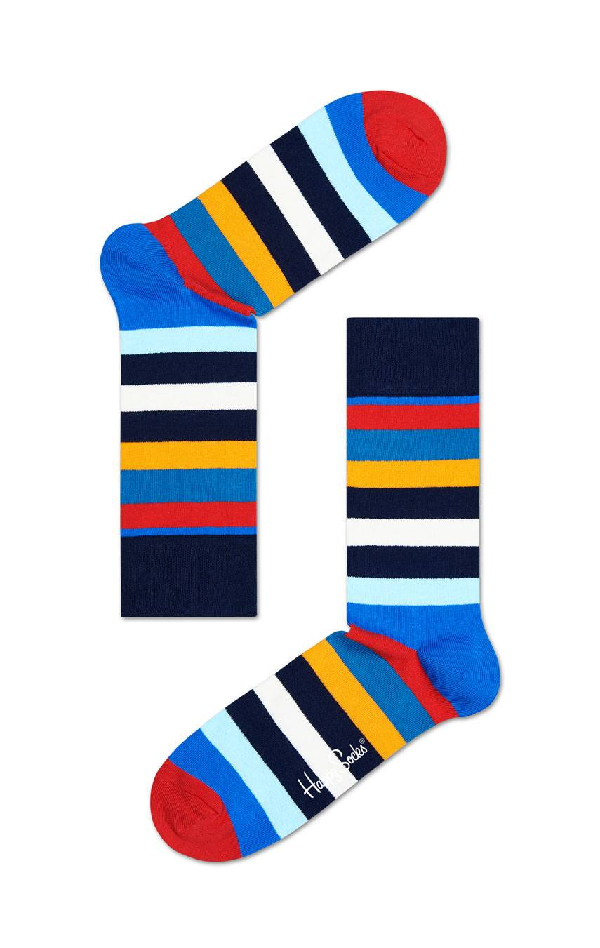 HAPPY SOCKS STRIPE SOCK SA01-605