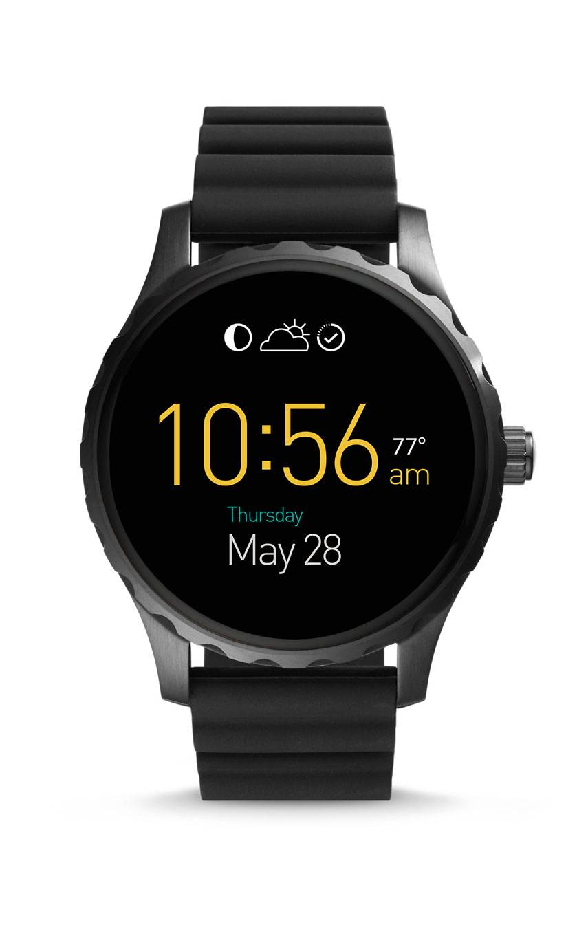 FOSSIL Q MARSHAL SMARTWATCH FTW2107