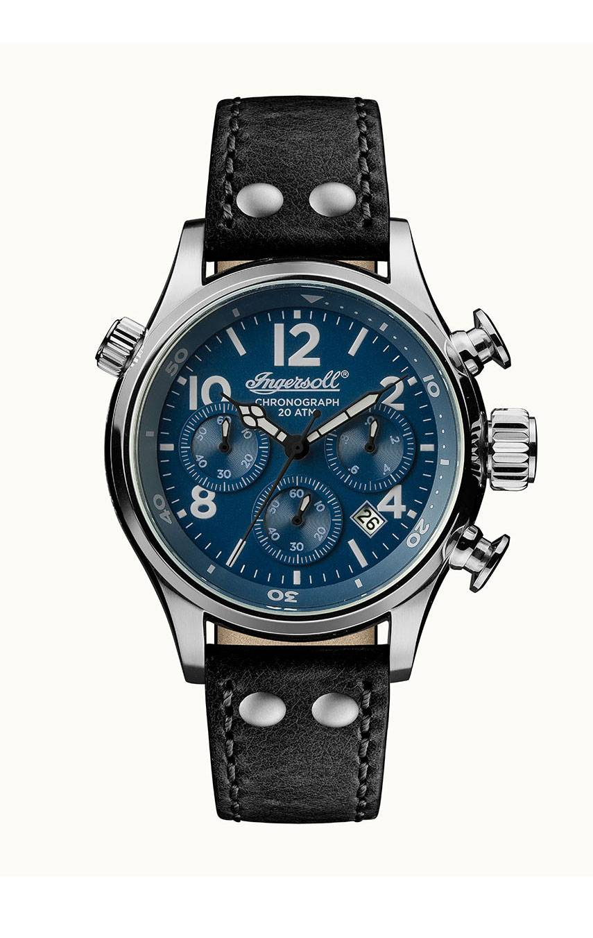 INGERSOLL ARMSTRONG QUARTZ CHRONOGRAPH I02001