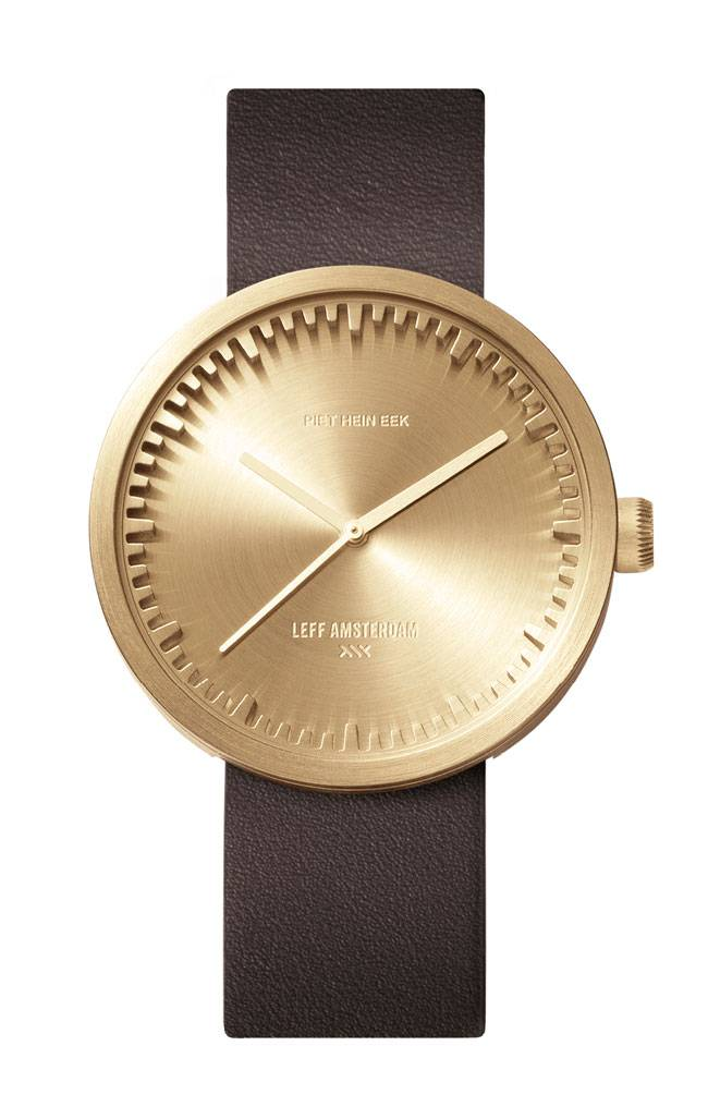 LEFF AMSTERDAM TUBE WATCH D42 LT72022