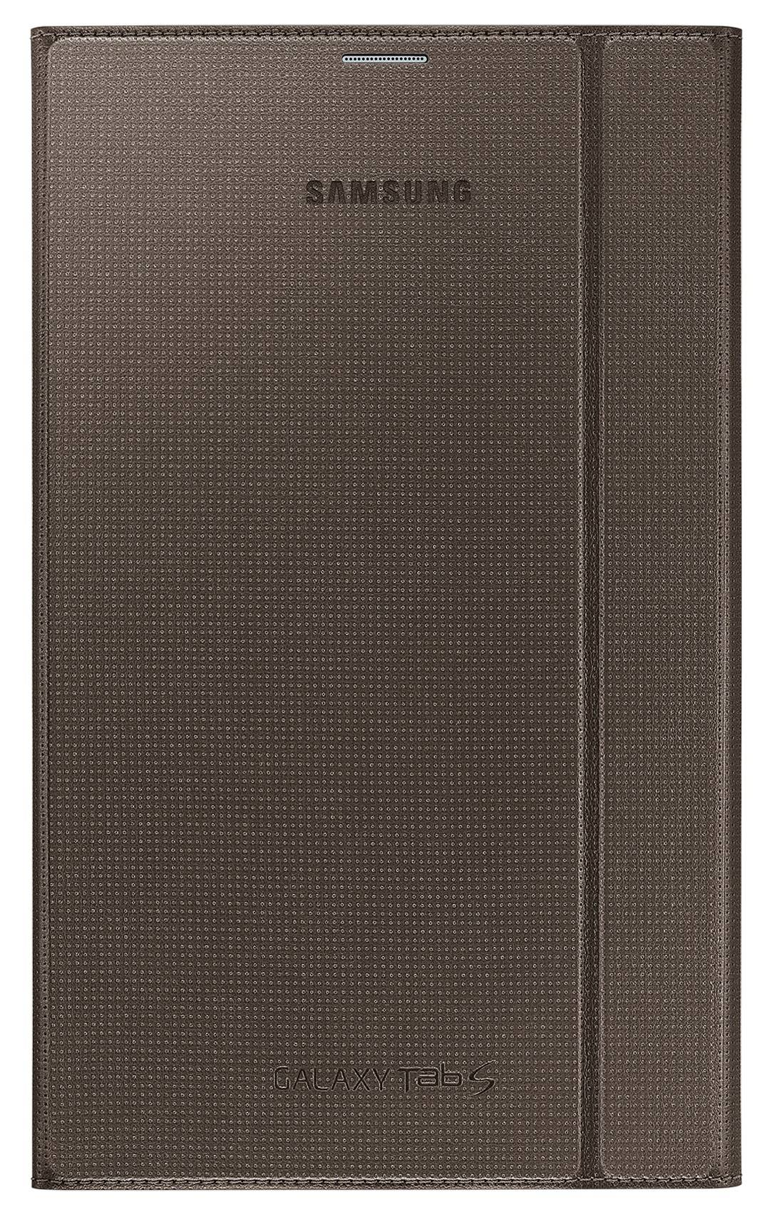 "Samsung Galaxy Tab S 8.4"" Book Cover kotelo (pronssi)"