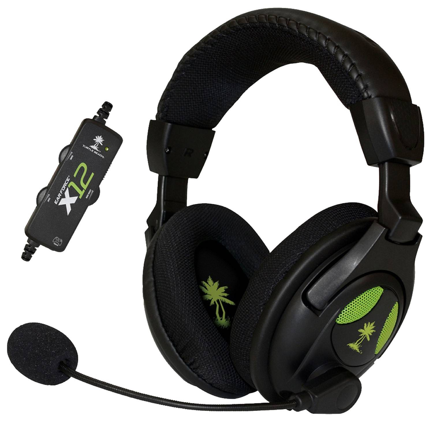 Turtle Beach Ear Force X12 kuulokkeet