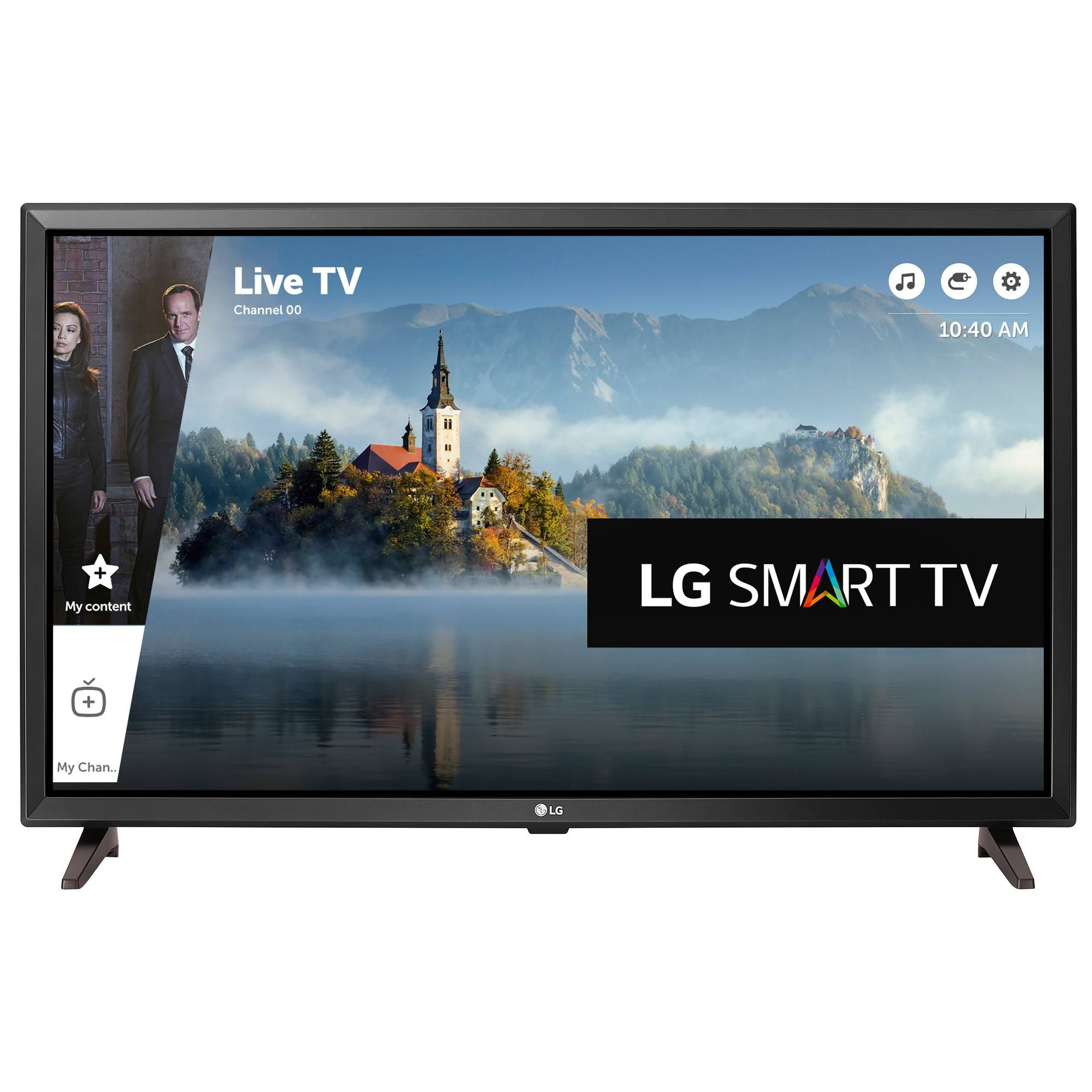 "LG 32"" Full HD Smart LED-TV 32LJ610V"