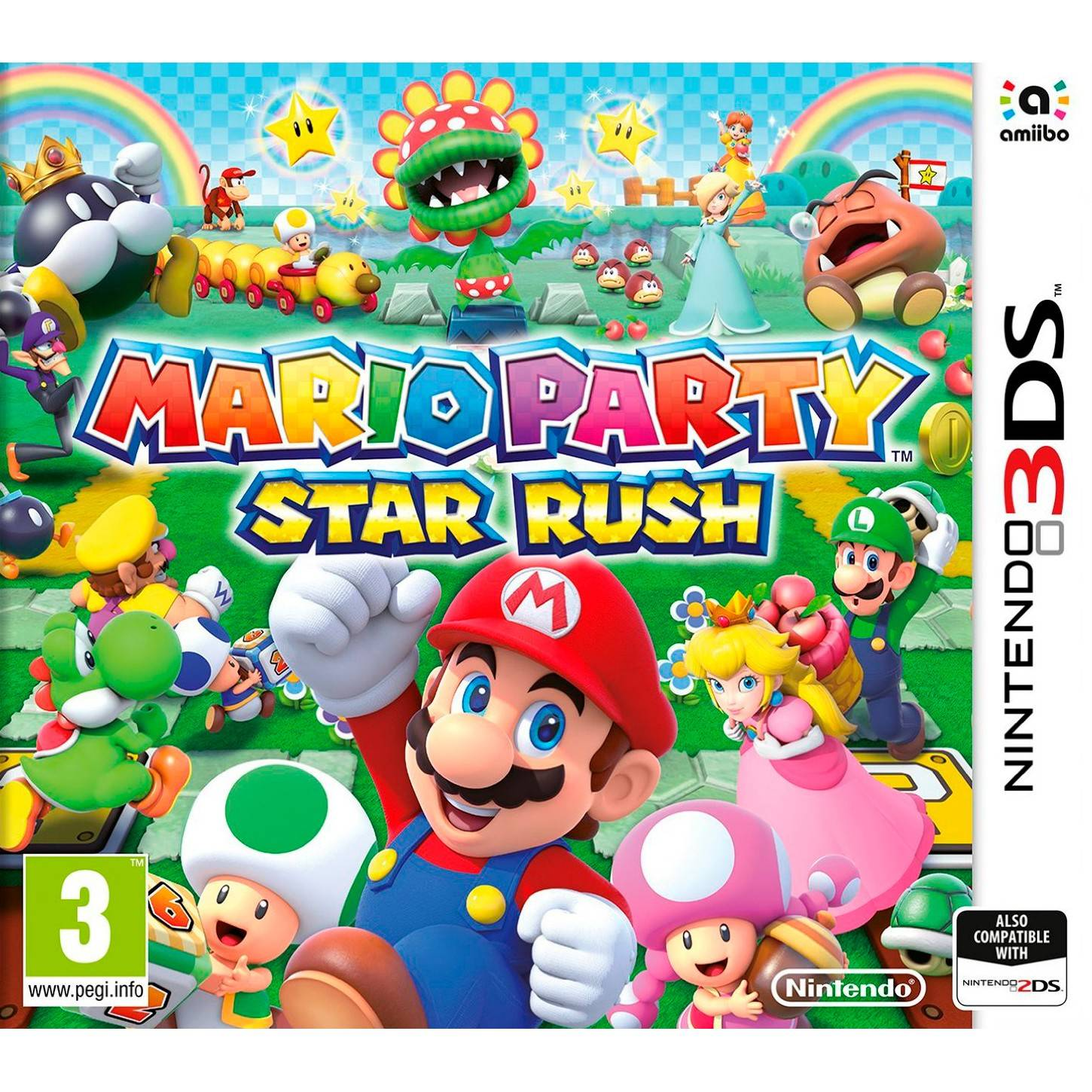 Activision Mario Party: Star Rush (3DS)